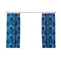 Image of Zap Dr Who Time Traveller Curtains